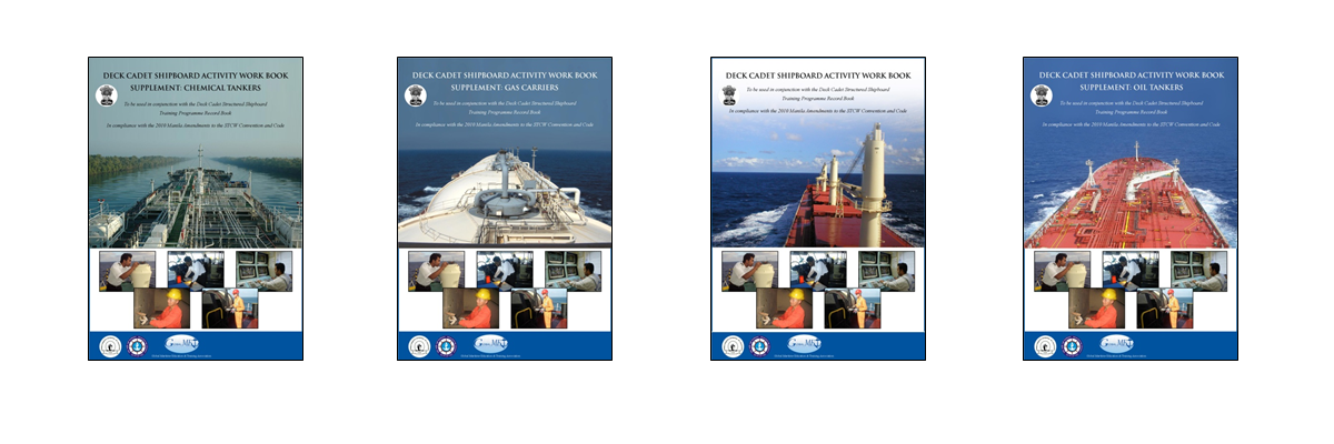 Find Cadet Record Book (CRB) & Structured Shipboard Training